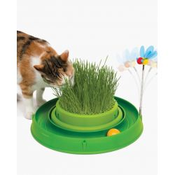 Catit Play Grass Planter 3 in 1