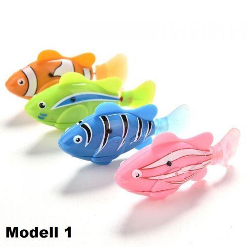 Blinkande Robotfisk