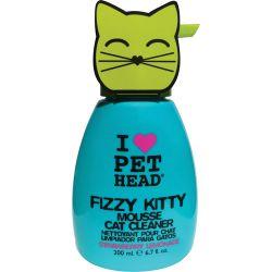 PET HEAD Fizzy Kitty Skum-Torrschampo