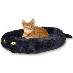 Kattbädd Cat In Black