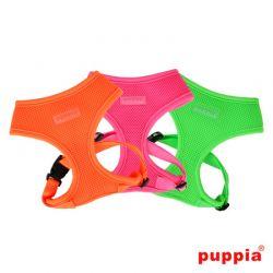 Puppia Neon Soft Harness